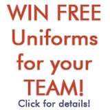 Win FREE Uniforms for your team!